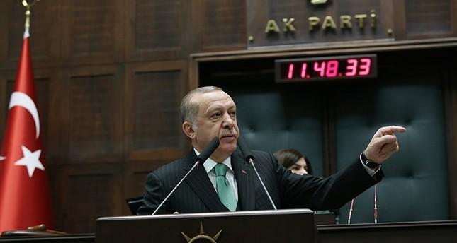 أردوغان: لولا حرصنا الشديد على سلامة المدنيين لاجتحنا عفرين فورا دون أي خسائر في صفوفنا