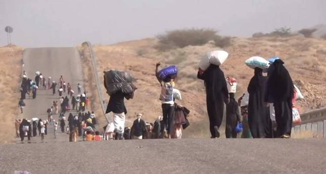 37 ألف عائلة يمينية نزحت من منازلها منذ مطلع العام بسبب الحرب
