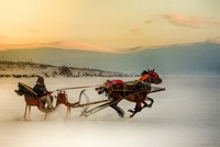 The second largest lake in eastern Anatolia, Lake Çıldır, is getting ready for an annual international winter festival as the lake turns into a natural ice rink in winter, ideal for ice sports and...