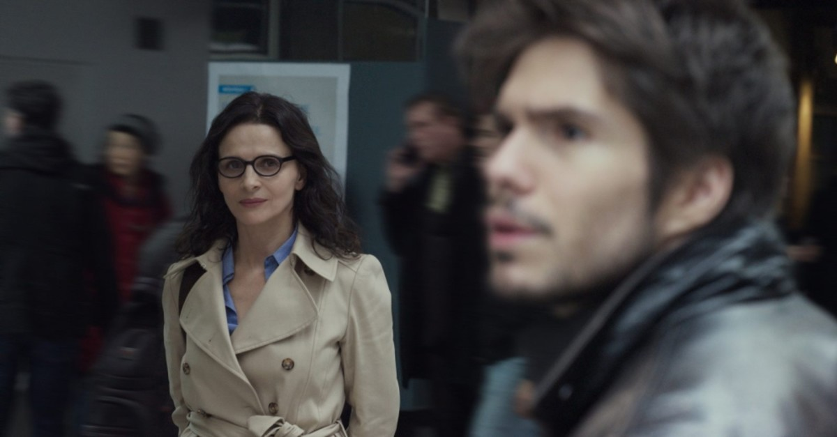 Juliette Binoche stars as Claire in the film.