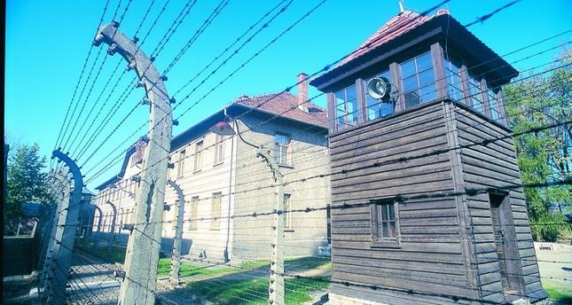 أرشيفية- معسكر اعتقال اليهود في كاراكوف ببولندا