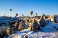 Turkish tourism starts new year with all-time record for January