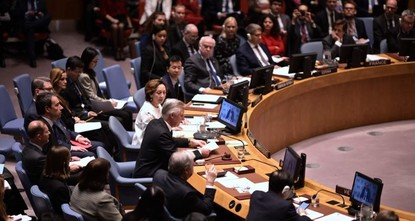 UN resolution adopted for 'lasting cease-fire' in Libya
