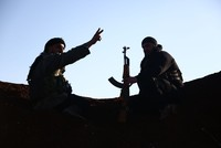 25,000 FSA fighters back Turkey's Operation Olive Branch in Syria's Afrin: commander
