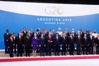 Erdoğan, Trump have brief meeting as fractious G20 summit opens in Buenos Aires