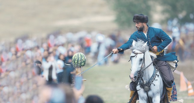 International event showcases Turkic world's ancestral sports