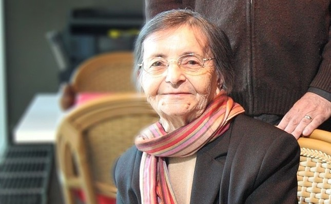 Gülten Akın: Only female member of the Second New movement