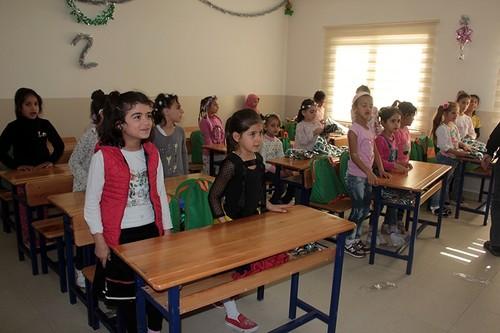 School for Syrian orphan girls opens in Turkey's Hatay