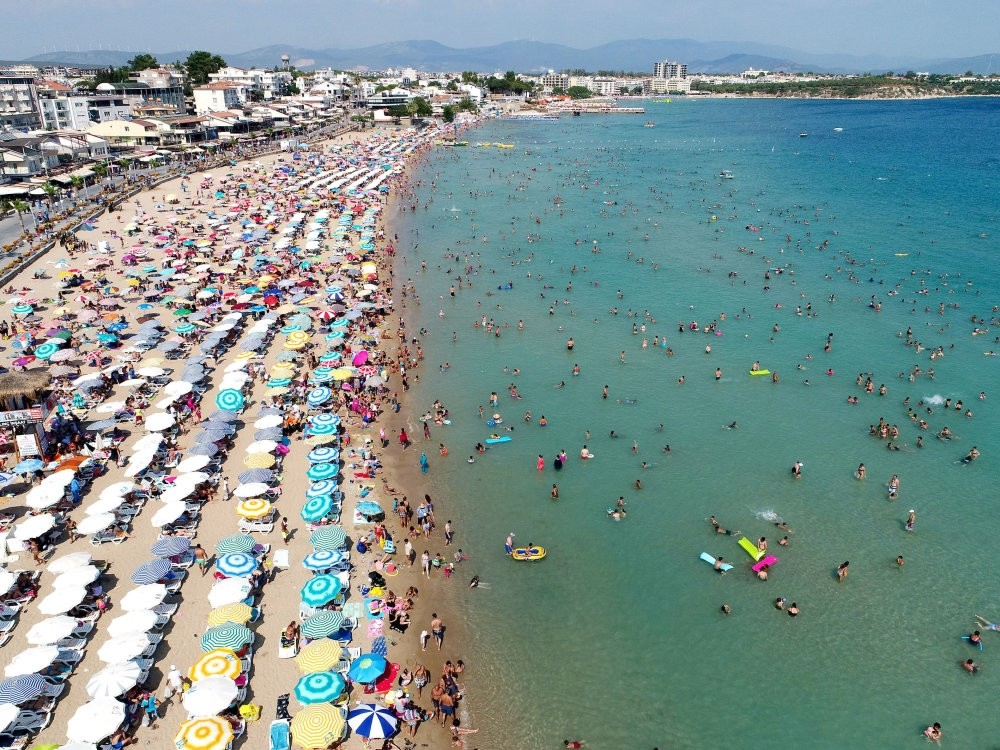 Turkey has hosted 11.8 million tourists in the first five months of this year, a new all-time high.