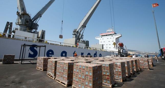 الإحصاءات التركية: انكماش عجز التجارة إلى 2.13 مليار دولار في فبراير