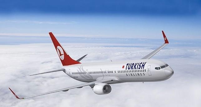 أكثر من 90 ألف مسافر على طائرات الخطوط الجوية التركية اليوم الجمعة