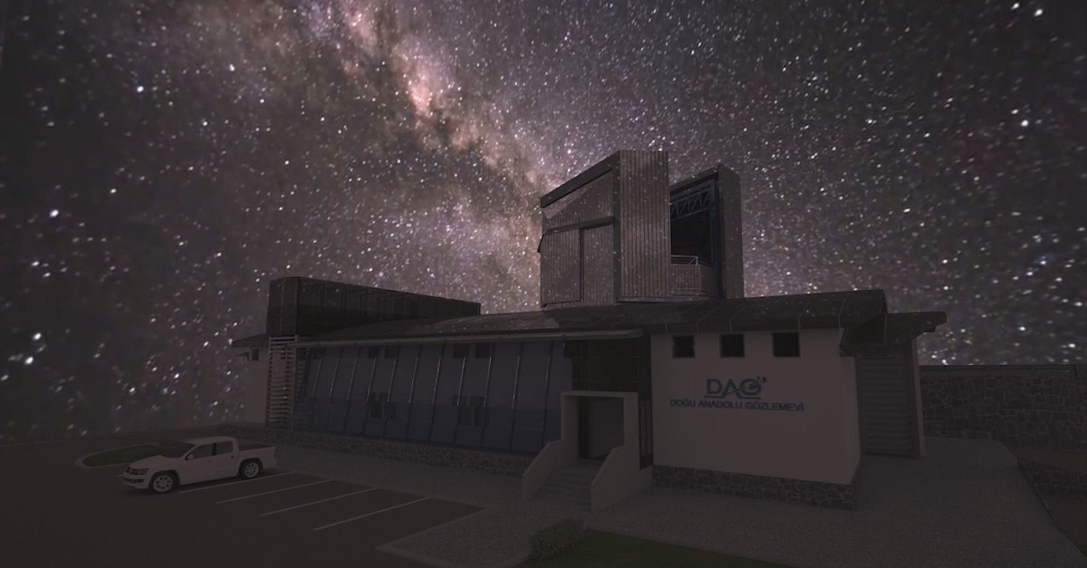 The Eastern Anatolian Observatory is scheduled to start operating in 2020.