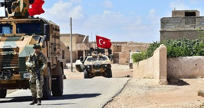 Turkey, US conduct 4th round of patrols in Manbij