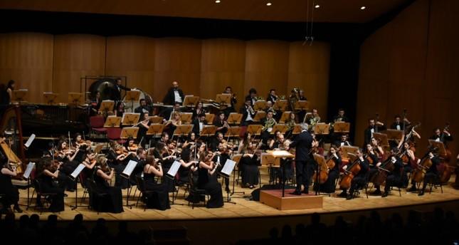 The Cemal Reşit Rey Symphony Orchestra