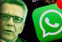 Der Bundestag hat den Weg für die umstrittene Überwachung von Kommunikation über Messenger-Dienste wie WhatsApp freigemacht.  Die Daten sollen dabei direkt auf den Geräten vor der Verschlüsselung...