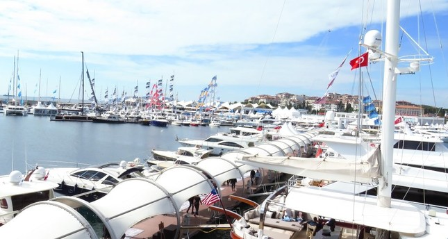 Limits to be set for Turkish citizens docking yachts without Turkish flags