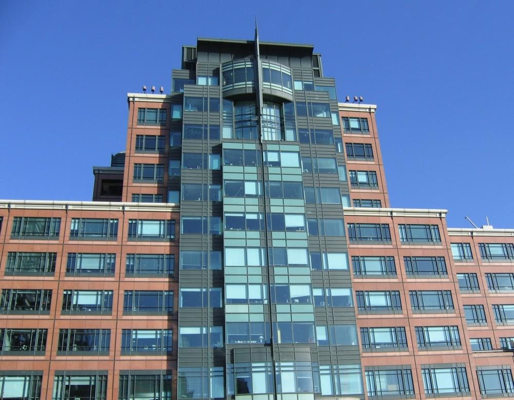 European Bank for Reconstruction and Development (EBRD) headquarters, London, U.K.