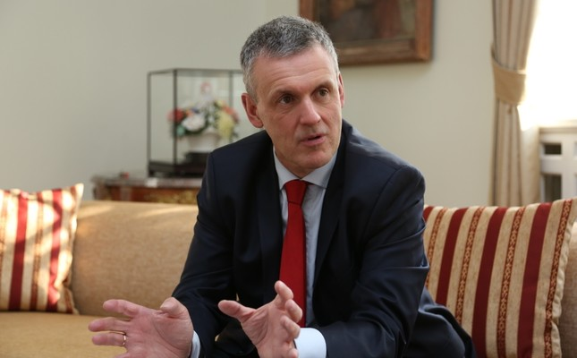 Belgium, Turkey committed to progress in bilateral ties: Belgian envoy