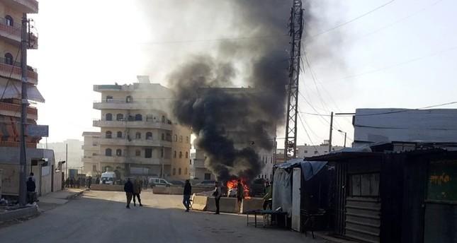 Explosion Türkei Heute