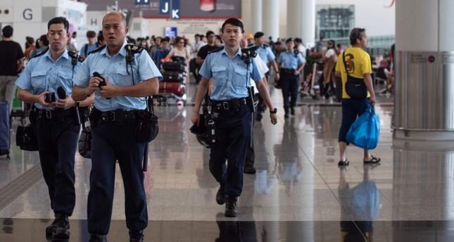 بعد توقفها ليومين.. استئناف حركة الطيران في مطار هونغ كونغ