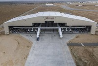 Stratolaunch: world's biggest plane unveiled for first time