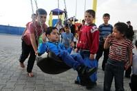 |Flüchtlingskinder in Syrien