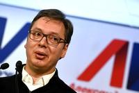 Wahlsieger Vucic: Serbien bleibt auf EU-Kurs