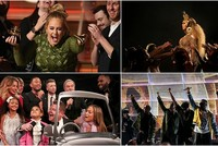 Grammys 2017: From Adele's IRL Mean Girls moment to her do-over, politics and much more