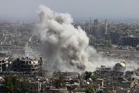 Deadly regime shelling hits Syria de-escalation zone near Damascus