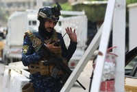 Iraqi security forces confiscate car bomb near Baghdad