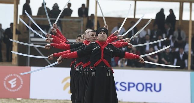 إسطنبول.. استمرار فعاليات المهرجان الثقافي للرياضات التقليدية
