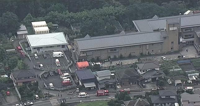 في مذبحة مروعة.. شخص يقتل 19 معوقاً بالسكاكين في العاصمة اليابانية