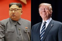 Trump says 3 or 4 dates possible for summit with North Korea's Kim Jong Un