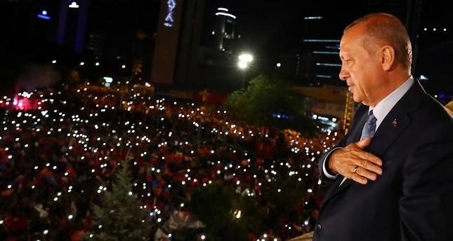 هكذا هنأ عدد من المشاهير الأتراك أردوغان بالفوز في الانتخابات