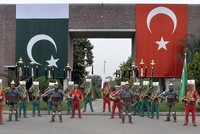 A Turkish military band won the hearts of millions of Pakistanis when it played Jeeway Jeeway (Long Live) Pakistan tune during a parade to mark the country's republic day in the capital Islamabad...