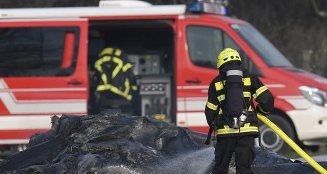 Flugzeugabsturz Hessen Heute