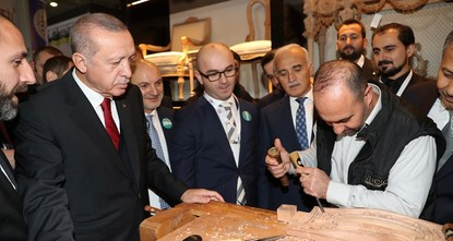 أردوغان: نقف بكل إمكانياتنا إلى جانب المستثمرين في بلادنا