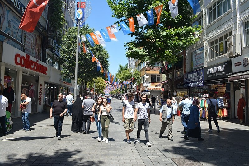 Esenler is a large district on the European side of Istanbul.