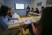 Turkish lessons popular among Georgian teens