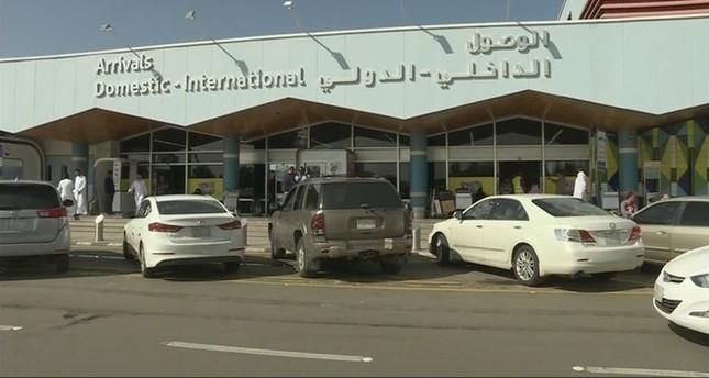قتيل و7 جرحى في هجوم على مواقف السيارات بمطار أبها جنوبي السعودية