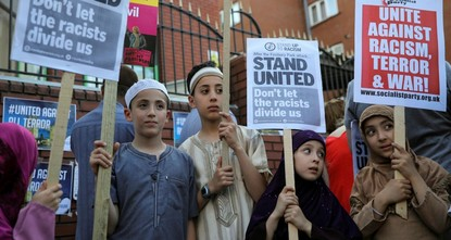 pAnti-Muslim hate crime has skyrocketed by more than 500 percent following the May 22 concert suicide bombing in the city, Manchester police said yesterday. The number of Islamophobic crimes...