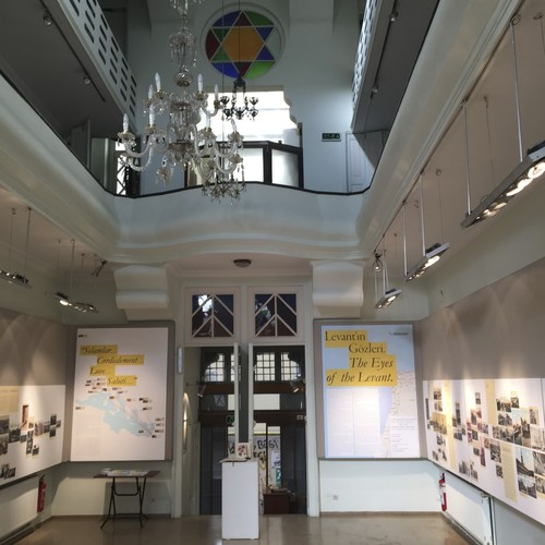 Writing East: Ottoman-Levantine Postcards at Tailor's Synagogue