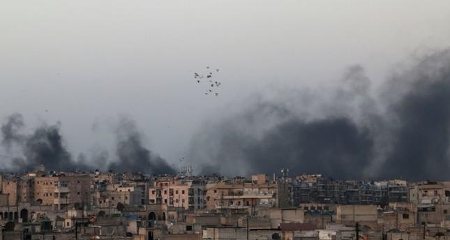 حلب - حي الصاخور