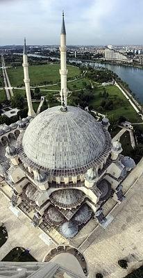 Sabanci Merkez Mosque