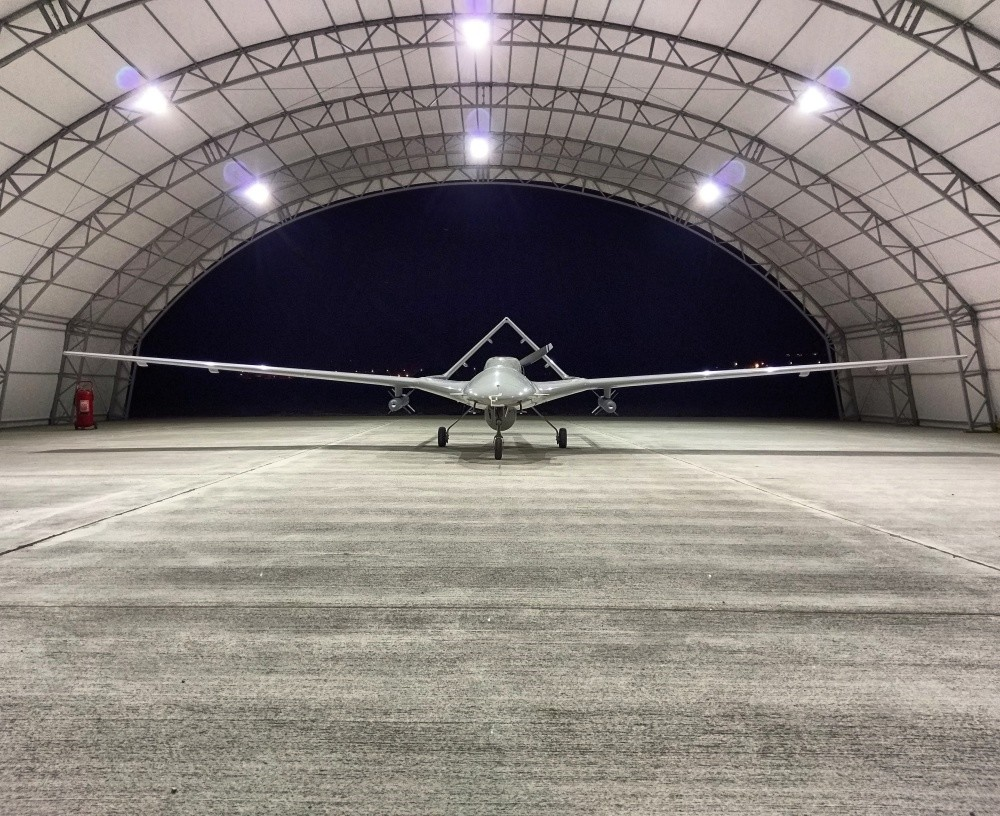 Baykar signed an agreement yesterday to export six Bayraktar TB2 UAVs to the Qatari armed forces.