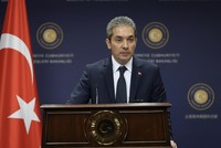 Allegations on Turkey's use of chemical weapons baseless, Turkish FM Spox says