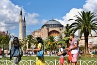 Turkish tourism revenues jump 17% to $34.5B in 2019