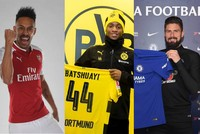 Arsenal, Chelsea, Dortmund in peculiar three-way striker swap on transfer deadline day