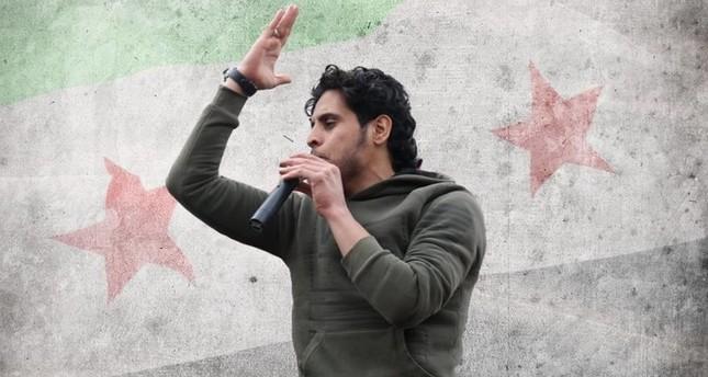 عبد الباسط الساورت واحد من أكبر رموز الثورة السورية (من الأرشيف)
