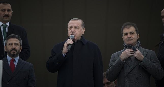 أردوغان يوسع اتصالاته الدولية بشأن القدس ويؤكد أنها مهمة الإنسانية جمعاء